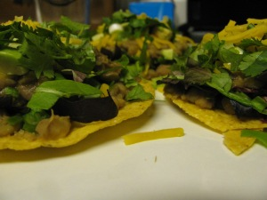Vegetarian Tostadas  Meatless Monday