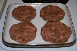 Lager Turkey Burgers