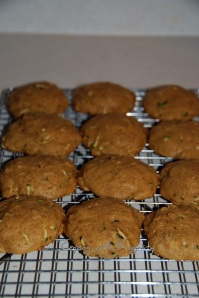 Pumpkin Zucchini Cookies {Recipe}